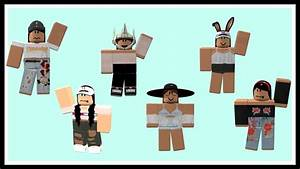 Roblox outfit ideas!! Prt. 10 (Girls edition) | Meredithplayz - YouTube