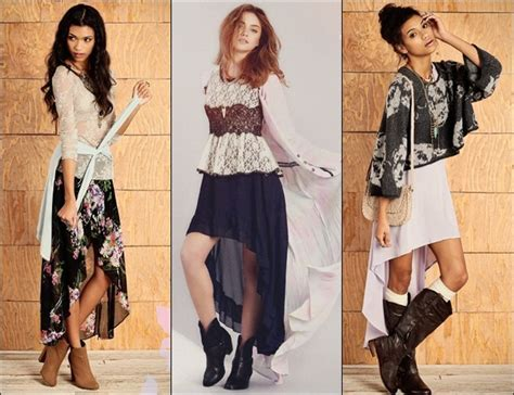Bohemian Chic Fashion Style Spring Summer 2013 Trend