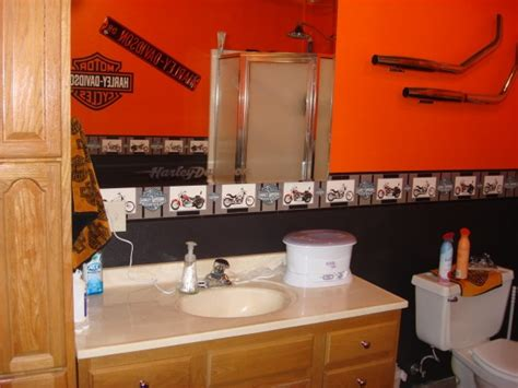 harley davidson bathroom decorating ideas 2017 2018