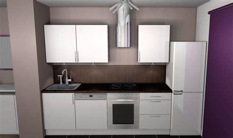 meuble cuisine marron meuble cuisine marron excellent cuisine avec carrelage