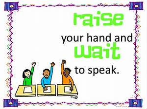 Seriously Cute Classroom Rules Posters – missmernagh.com