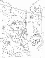 Diego Coloring Pages Printable sketch template