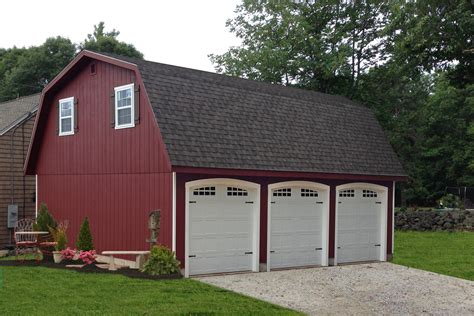 Buy Prefab Garages In Ma  Prefab Garages By The Amish