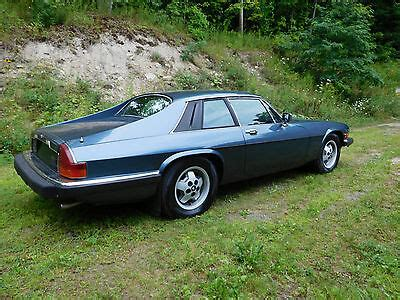 86 Jaguar Xjs by 1985 Jaguar Xjs V12 Coupe Jaguar Xj S Sports Car 86 87 88