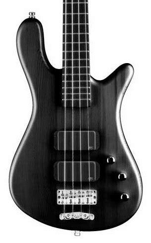 Warwick RockBass Streamer Standard 4 BK | ProMusic