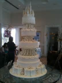 disney wedding cakes wordless wednesday disney tale castle wedding cake disney every day