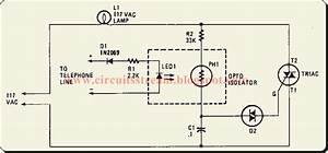 Build A Phone Light Circuit Diagram
