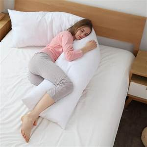 cheer collection alternative down side body pillow jetcom With down filled body pillow