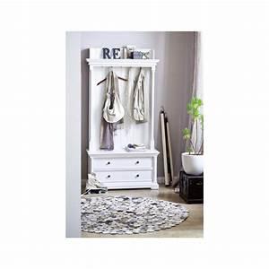 Porte Manteau Entrée : meuble porte manteau et range chaussures bois royan ~ Melissatoandfro.com Idées de Décoration