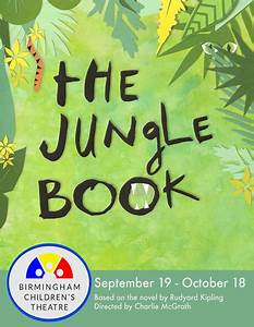 Birmingham Public Library: From Page to Stage: The Jungle ...