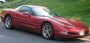 Chevrolet Corvette 1997-2004 Service Repair Manual