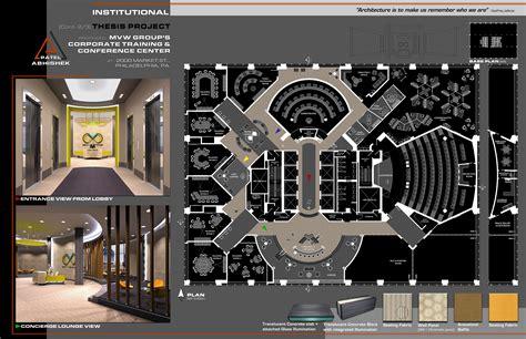 Interior Architecture Design Portfolio Sample By