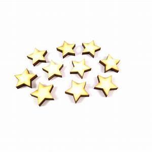 Sterne Zum Basteln : 50 kleine holz sterne zum basteln oder dekorieren ~ Lizthompson.info Haus und Dekorationen