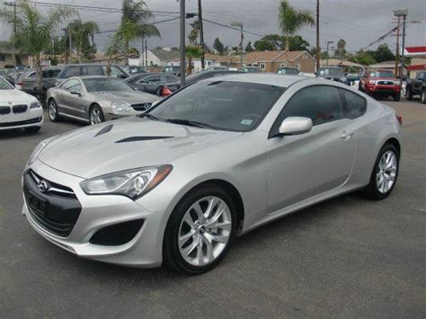 2013 Hyundai Genesis Coupe For Sale In San Diego, Ca
