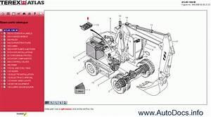 Atlas Terex Spare Parts Catalog  Parts Book  Parts Manual