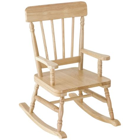 simply classic oak child s rocking chair and luxury kid