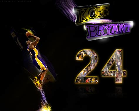 kobe bryant logo wallpaper wallpapersafari