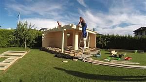 Gerätehaus Selber Bauen : welches ist der einfachste weg ein h lzernes gartenhaus zu bauen youtube ~ Sanjose-hotels-ca.com Haus und Dekorationen