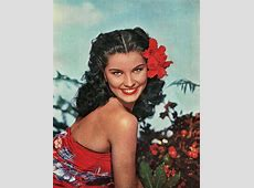 17 Best images about DEBRA PAGET IN COLOR on Pinterest