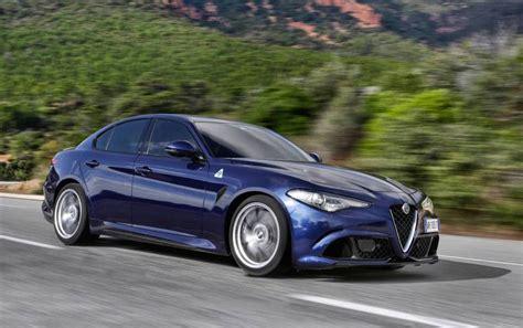 Alfa Romeo Giulia Qv by Alfa Romeo Giulia Qv In High Demand In Australia Arrives
