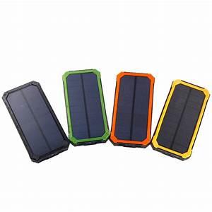 Solar Powerbank Test : tollcuudda solar powerbank phone for xiaomi battery charger ~ Kayakingforconservation.com Haus und Dekorationen