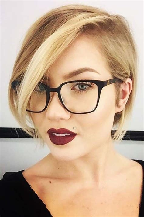 Small Blonde Teen Glasses