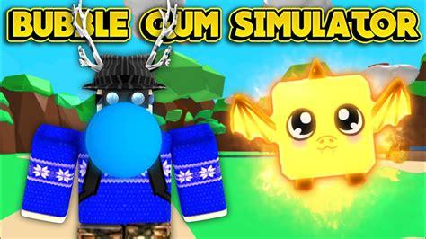buying   pet  bubble gum simulator roblox