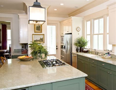 green kitchen islands 81 custom kitchen island ideas beautiful designs 1416