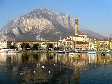 top world travel destinations lecco italy