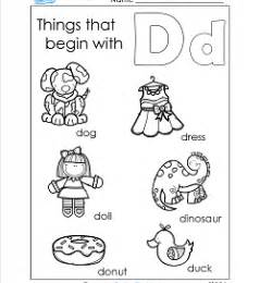 images of things that begin with the letter d