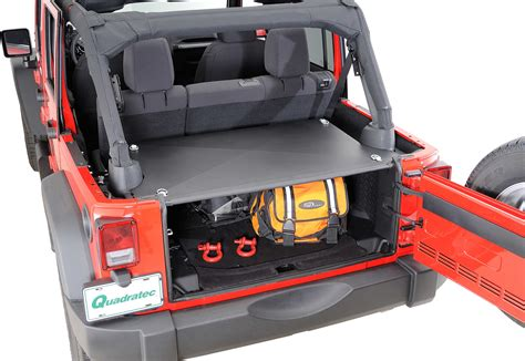 tuffy security products tailgate security enclosure for 07 17 jeep 174 wrangler unlimited jk 4 door