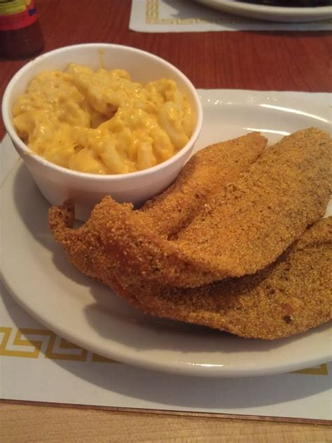 tc s rib crib fried catfish with mac and cheese yelp