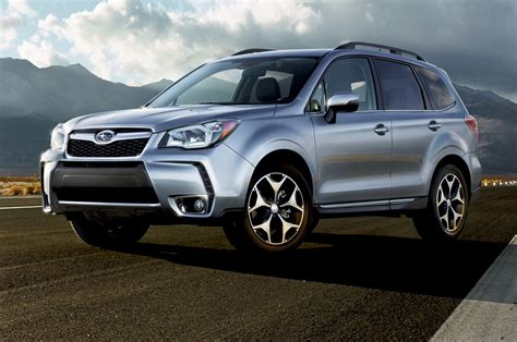 subaru forester 2016 subaru forester sees slight price bump starts at 23 245