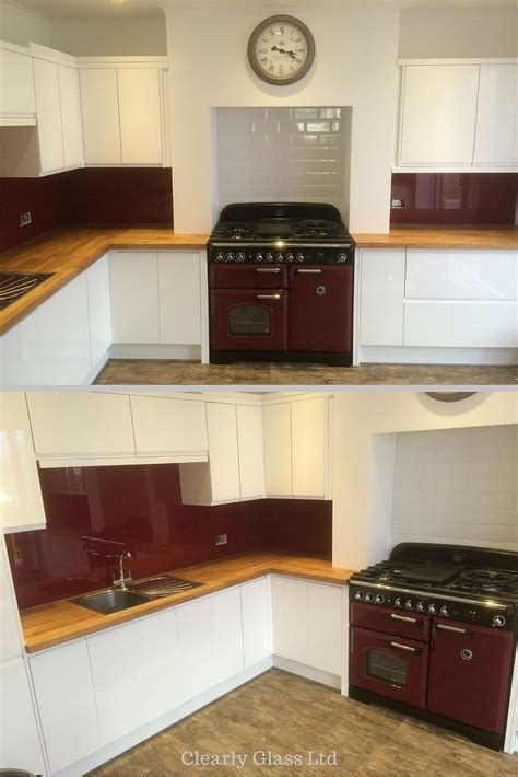 Kitchen Floor Tiles Exeter by We Can Also The Colour Of Your Splashback Matched To