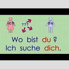 Deutsch Lernen Grammatik 13 Mich  Dich  Den  Einen  (akkusativ)  Youtube Tubemate