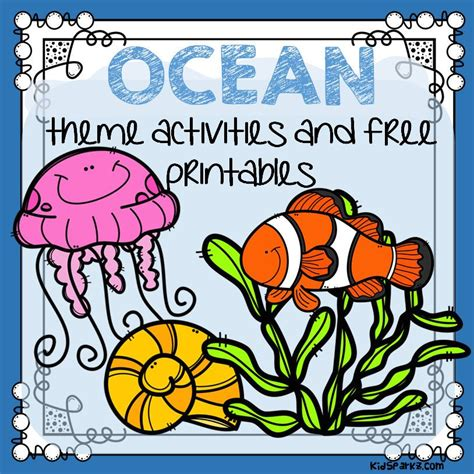 sea animals preschool activities tons of free printables and theme activities for 457