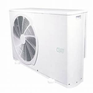 Pompe A Chaleur Reversible Air Air : pompe chaleur air eau froid seul ou r versible aqualis 2 ciat ~ Farleysfitness.com Idées de Décoration