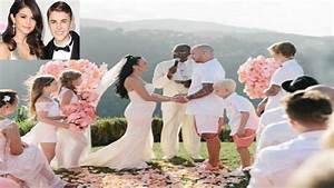 Justin Bieber and Selena Gomez attend wedding in Jamaica ...