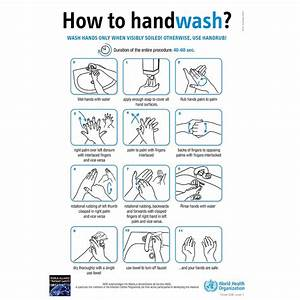 Hand Washing  U2013 The Do It Yourself Vaccine