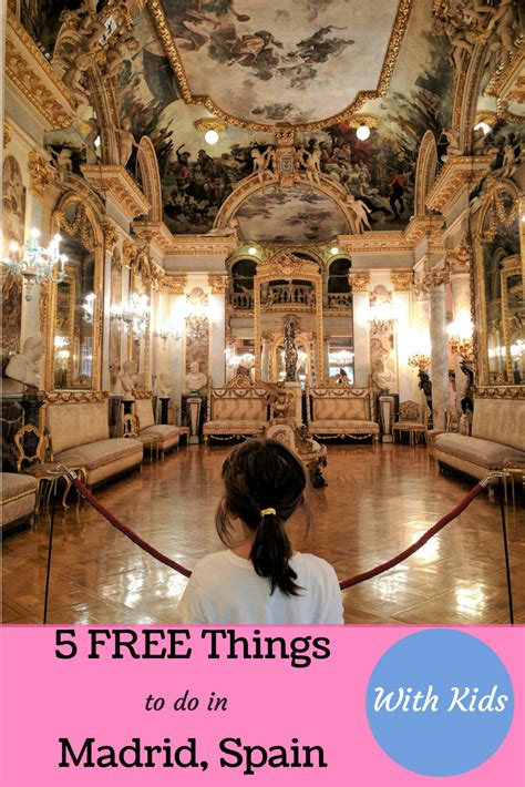 Madrid With Kids : 5 Free Things | Parenting To Go ...