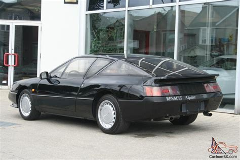 renault alpine gta renault alpine gta v6 turbo