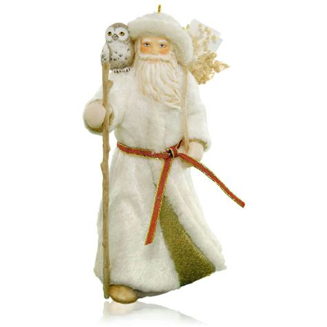 hallmark series ornament 2015 father christmas 12 santa
