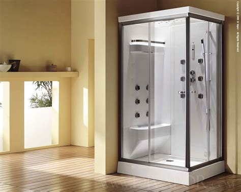 steamroom shower steam showers the cascade duo