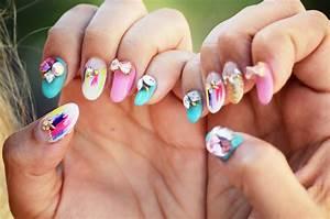 Mr. Kate - japanese salon 3D nail art and OOTD