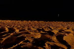 Night at Planet Mars Surface (page 2) - Pics about space