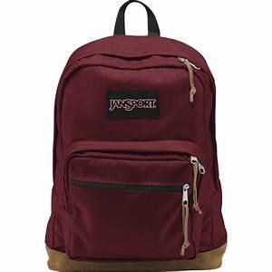 JanSport Right Pack Backpack (Viking Red) TYP79FL B&H Photo  Jansport
