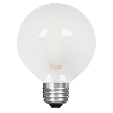 feit electric 40w equivalent soft white g25 dimmable