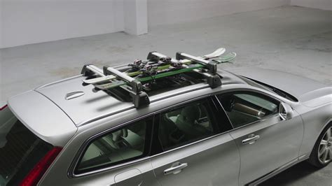 Volvo Ski Rack by Accessories For Your Volvo Ski Rack