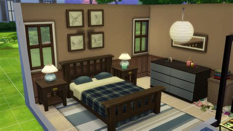 Sims 4 Home Interior Design : Simple Four Bedroom House Plans Images. The Sims 4