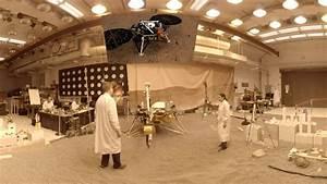 Engineering For Mars: NASA InSight Mission Test Lab (360 ...
